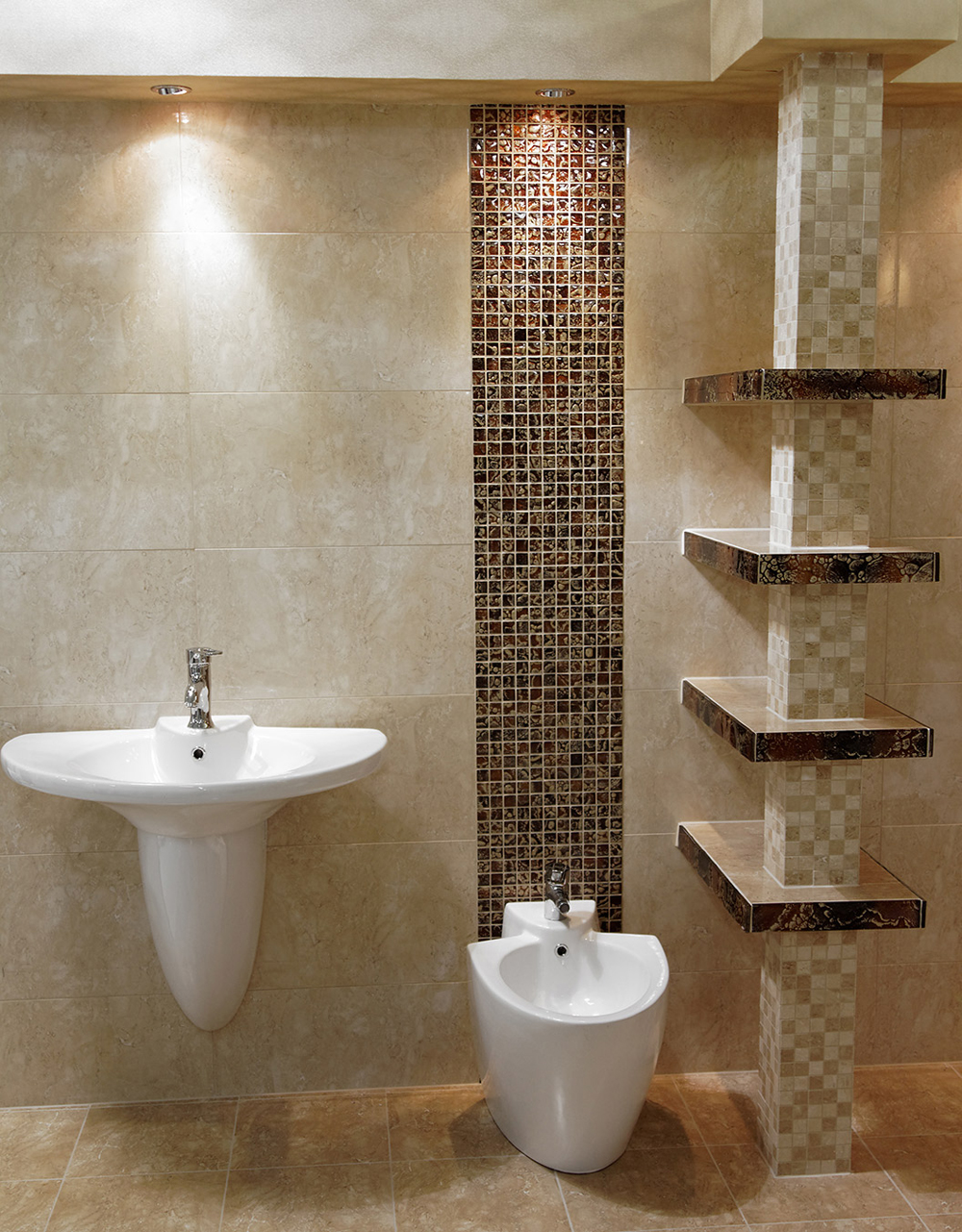 Tegelzetbedrijf g c cremer van idee naar ontwerp en uitvoeringmoza ek laat het leggen door - Idee voor de badkamer ...