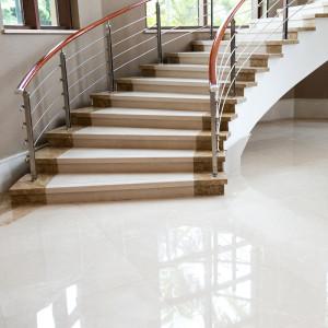 marmer trap vloer natuursteen